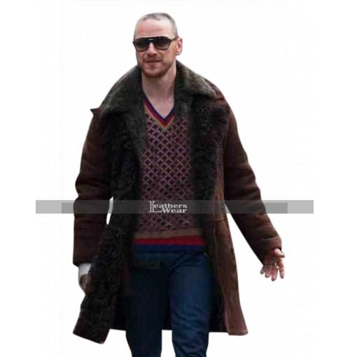 James McAvoy Atomic Blonde David Percival Jacket Coat
