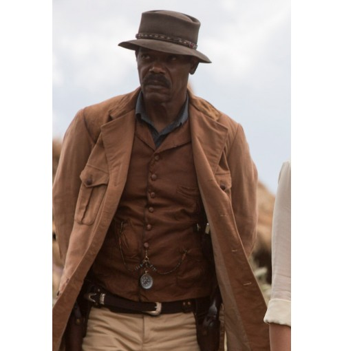 Legend Of Tarzan Samuel L Jackson Long Coat