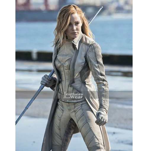 Legends Of Tomorrow Caity Lotz (Black Canary) Coat