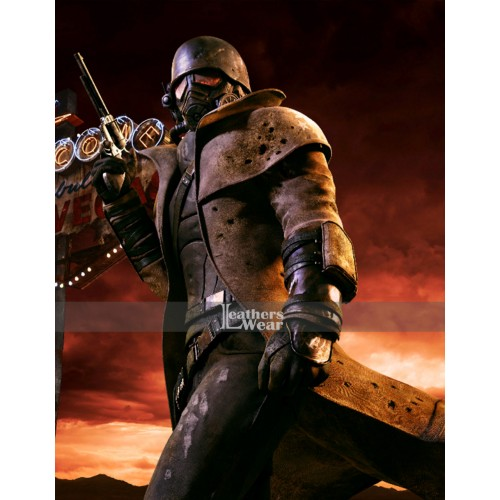 NCR Veteran Ranger Fallout New Vegas Armor Coat