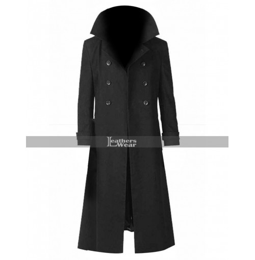 Spider man Noir Cosplay Costume Coat