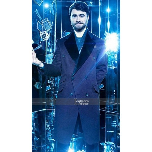 Now You See Me 2 Second Act Daniel Radcliffe (Walter) Coat
