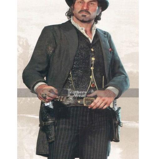 Red Dead Redemption 2 Van Der Linde Coat