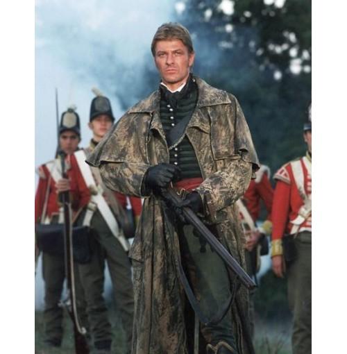 Sharpe's Rifles 95th Sean Bean (Sharpe) Distressed Coat Costume