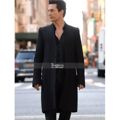 The Dark Tower Matthew McConaughey (Walter Padick) Trench Coat