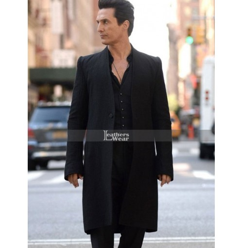 The Dark Tower Matthew McConaughey (Walter Padick) Trench Coat