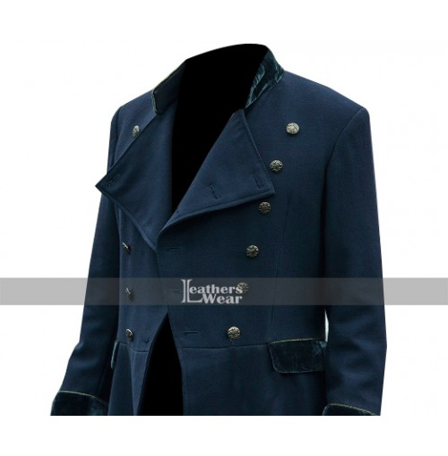Zachary Quinto NOS4A2 Charlie Manx Tail Coat