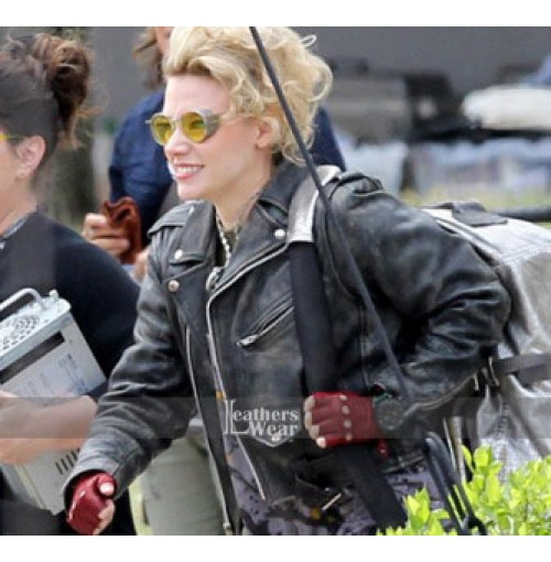 Ghostbusters Kate McKinnon (Jillian Holtzmann) Jacket