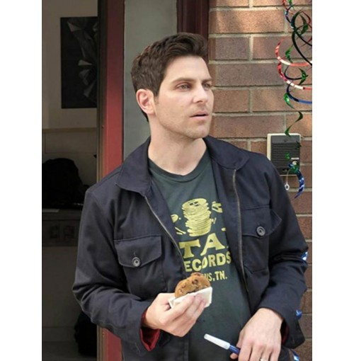 Eddie Saville A Million Little Things David Giuntoli Jacket