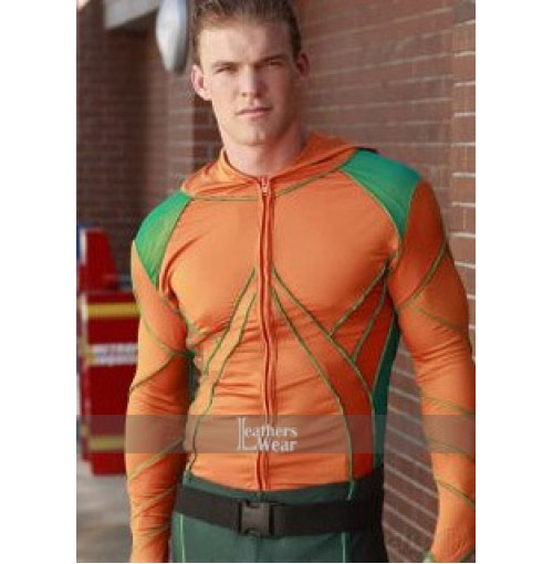 Alan Ritchson (Aquaman) Smallville Arthur Curry Jacket