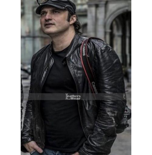 Alita Battle Angel Robert Rodriguez Jacket