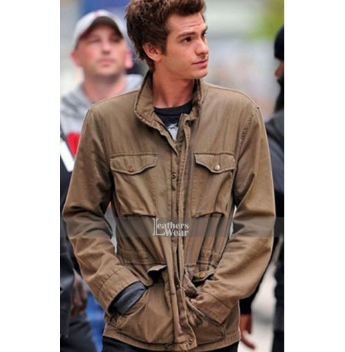 Peter Parker Amazing Spider Man Jacket