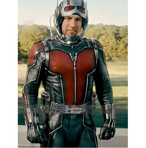 Ant Man Paul Rudd (Scott Lang) Cosplay Jacket