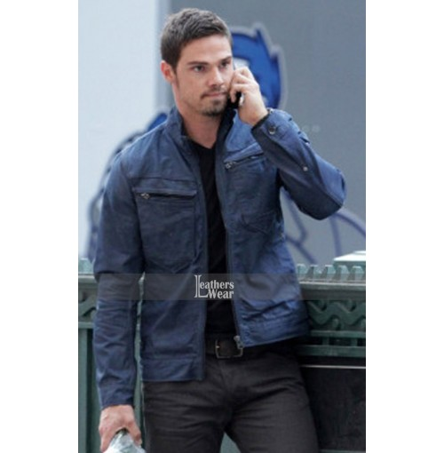 Beauty and The Beast Jay Ryan (Vincent Keller) Jacket