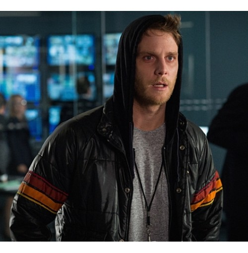 Limitless TV Series Jake McDorman Jacket