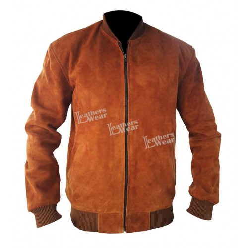 Pulp Fiction Bruce Willis (Butch Coolidge) Brown Jacket