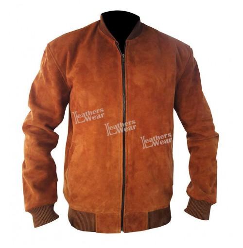 Pulp Fiction Bruce Willis (Butch Coolidge) Brown Jacket