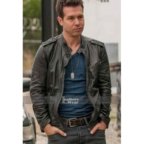 Chicago PD Jon Seda (Detective Antonio Dawson) Jacket