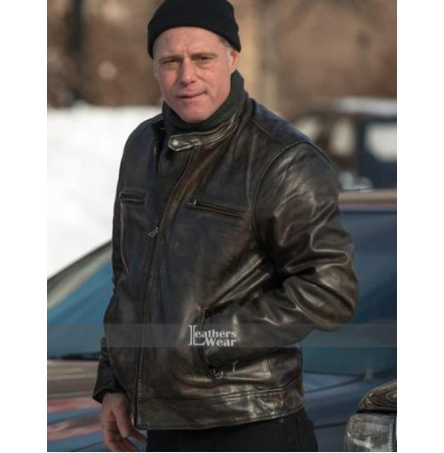 Chicago P.D Sergeant Jason Beghe (Hank Voight) Jacket