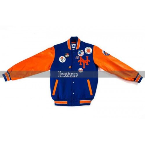 Coming To America 2 Eddie Murphy Varsity Bomber Jacket