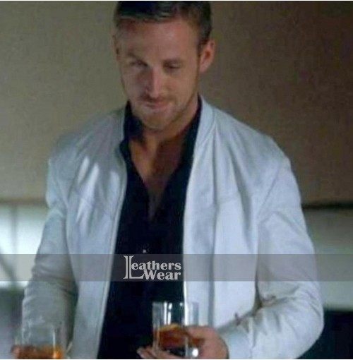 Crazy Stupid Love Ryan Gosling (Jacob Palmer) White Jacket