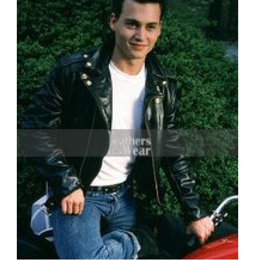 Cry Baby Johnny Depp (Wade Walker) Jacket