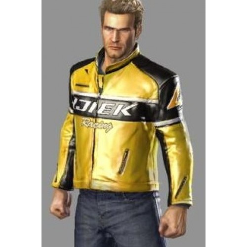 Dead Rising 2 Game Chuck Greene Warrior Jacket