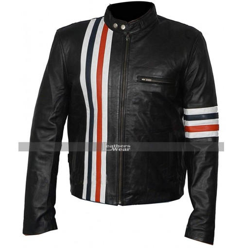 Easy Rider Peter Fonda (Wyatt) Leather Jacket