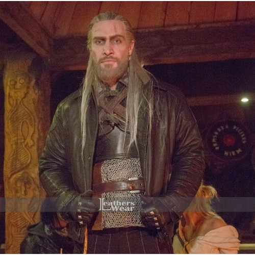 Even Geralt Witcher 3 Wild Hunt Brown Jacket