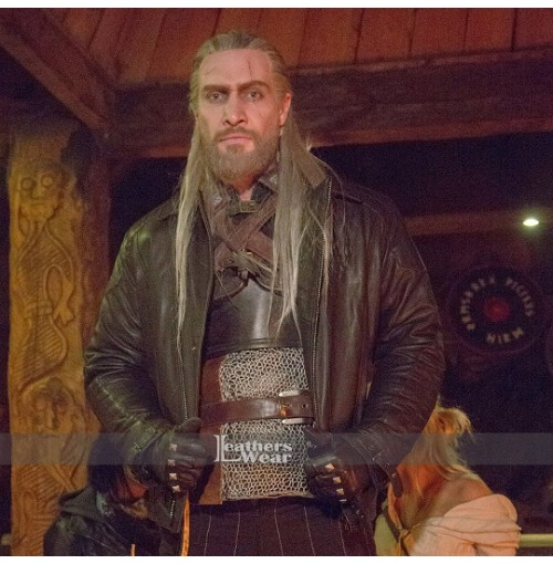 Even Geralt Witcher 3 Wild Hunt Brown Jacket