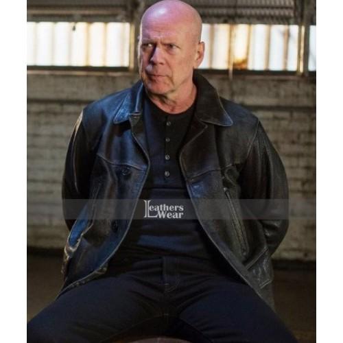 Extraction Bruce Willis (Leonard Turner) Jacket