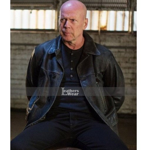 Extraction Bruce Willis (Leonard Turner) Jacket