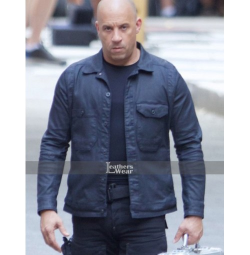 Fate Of The Furious 8 Vin Diesel (Dominic Toretto) Jacket
