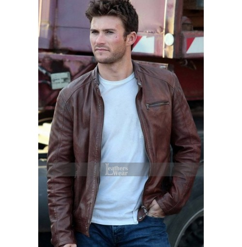 Fate of the Furious Scott Eastwood Jacket