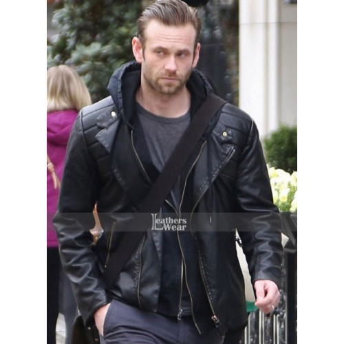 Fifty Shades Darker Eric Johnson (Jack Hyde) Leather Jacket