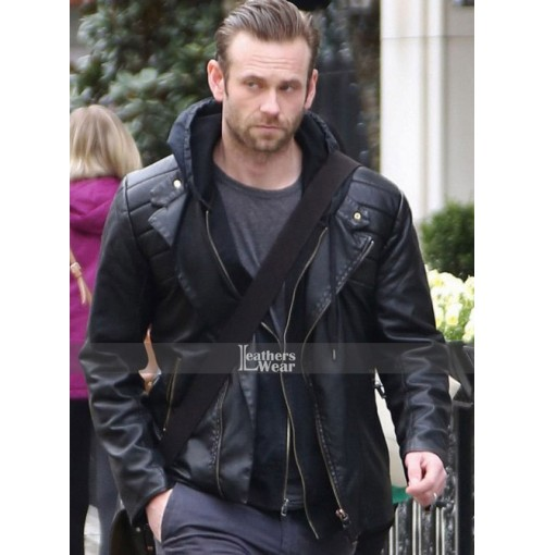 Fifty Shades Darker Eric Johnson (Jack Hyde) Leather Jacket