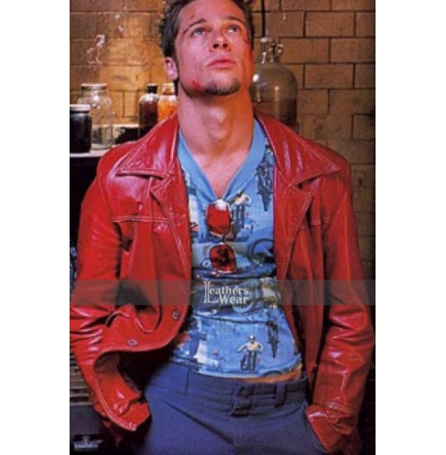 Fight Club Brad Pitt (Tyler Durden) Jacket