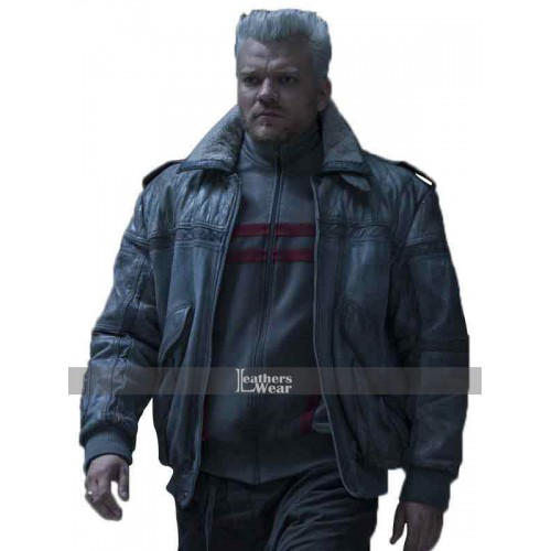Ghost in the Shell Pilou Asbaek (Batou) Jacket