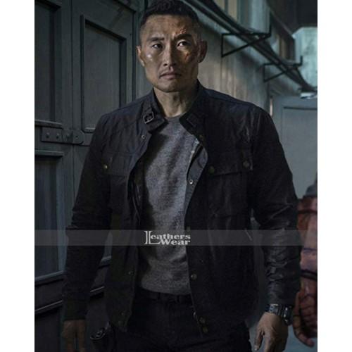 Hellboy Daniel Dae Kim (Ben Daimio) Jacket