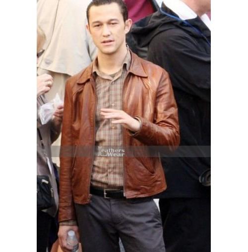 Inception Arthur (Joseph Gordon Levitt) Leather Jacket