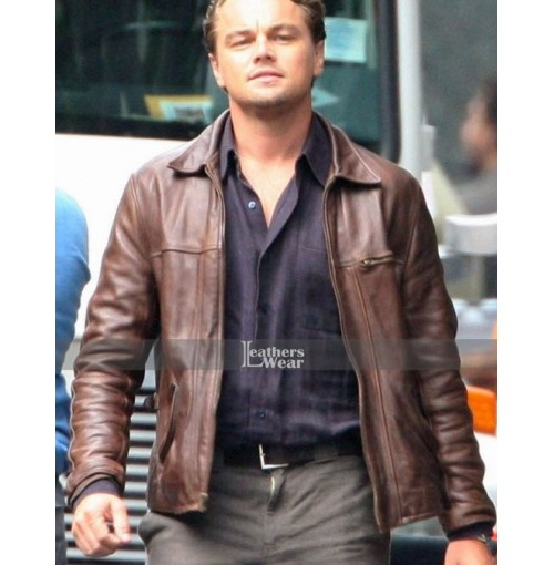Inception Leonardo DiCaprio (Cobb) Jacket