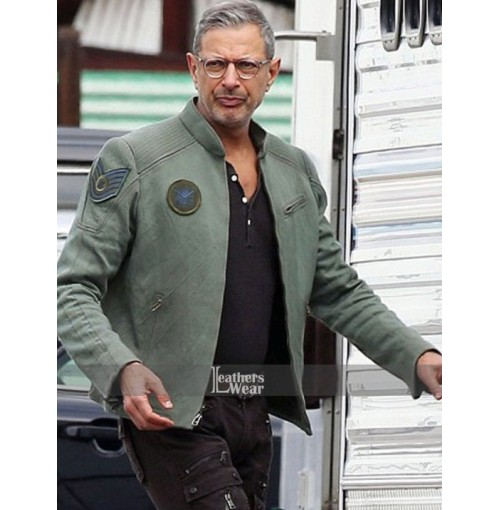 Independence Day Resurgence Jeff Goldblum Jacket