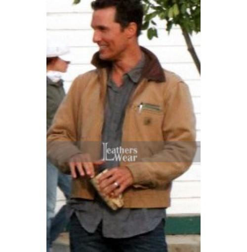 Interstellar Matthew McConaughey (Cooper) Jacket
