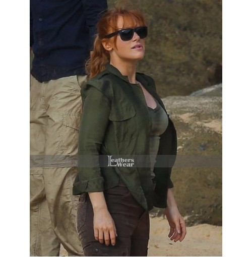 Jurassic World Fallen Kingdom Bryce Dallas Howard Jacket