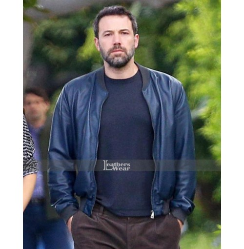 Justice League Part Two Ben Affleck (Batman) Jacket