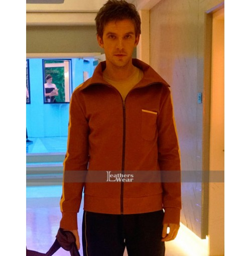 Legion TV Series David Haller Brown Jacket