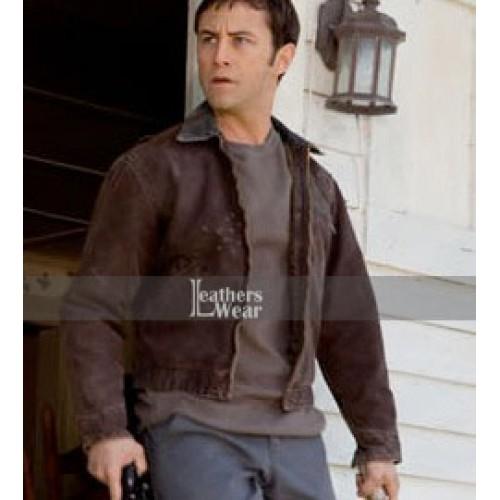Looper Joseph Gordon Levitt (Joe) Brown Jacket