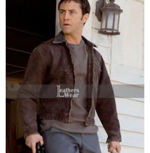 Looper Joseph Gordon Levitt (Joe) Brown Jacket