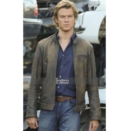 Lucas Till TV Drama MacGyver Jacket