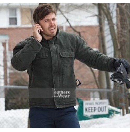 Manchester By The Sea Casey Affleck Jacket
